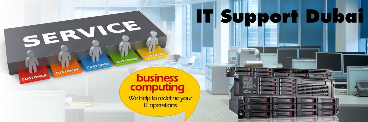 IT Support UAE